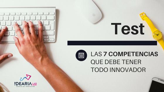 Las 7 competencias que debe tener todo innovador