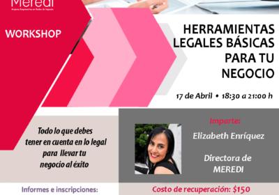 Herramientas legales básicas para tu negocio