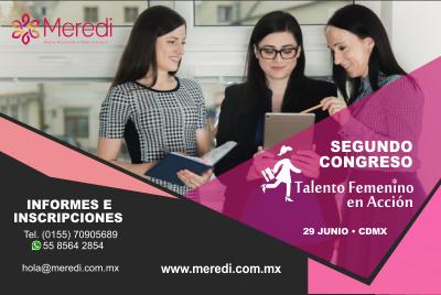 Congreso Talento Femenino en Acción 2019