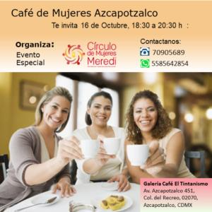 Café de Mujeres Azcapotzalco
